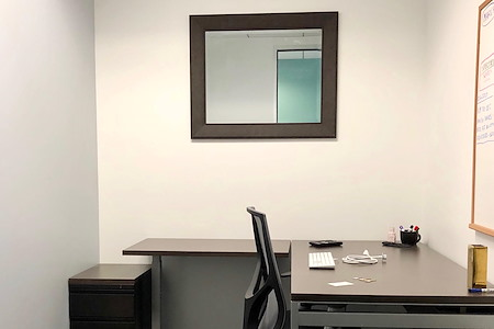 Regus   8383 Wilshire - Private Office for 1 Person