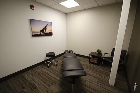 LiveFit Wellness Suites - Chiropractic Suite II