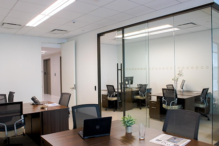 Silver Suites Offices - 4 World Trade Center - Suite with Private Entrance
