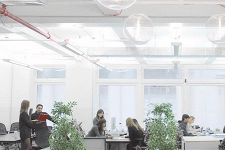 Ensemble - Coworking in Midtown Manhattan - Coworking - Hot Desk