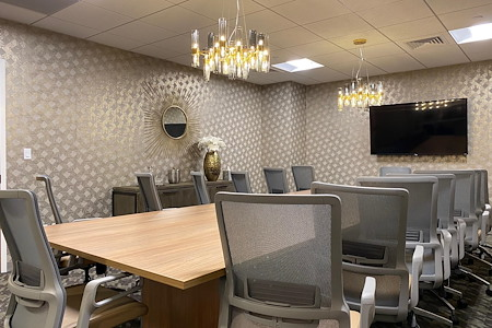 Quest Workspace- 48 Wall St. - Boardroom