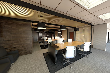 Thrive Workplace @ West Arvada - West Arvada Dedicated Desk