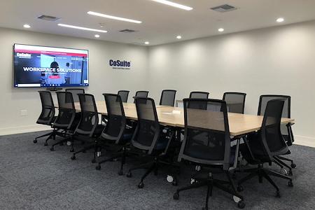 CoSuite® Brickell - Executive Training Room