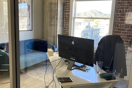 The Equinox Group - Private Office in Hwood Creative Shop