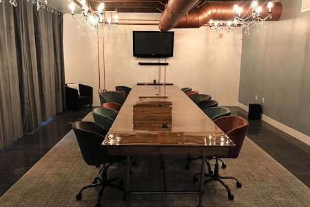 Nine3One - Conference Room