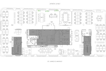 Knotel - 130 Jermyn Street  - Office Suite - 3