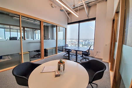 CENTRL Office   Downtown Los Angeles - Private Office RM 806