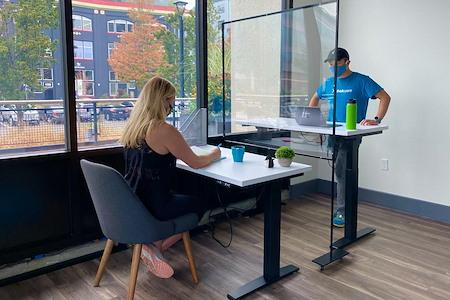 thinkspace - Seattle - Office Divvy Desk