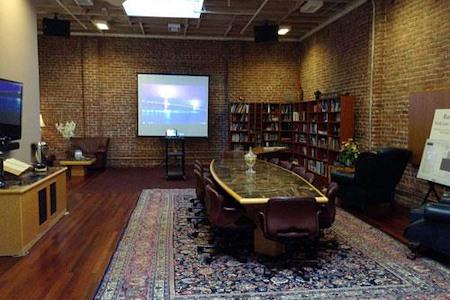 131 Franklin Street LLC - 3rd Floor Board Room