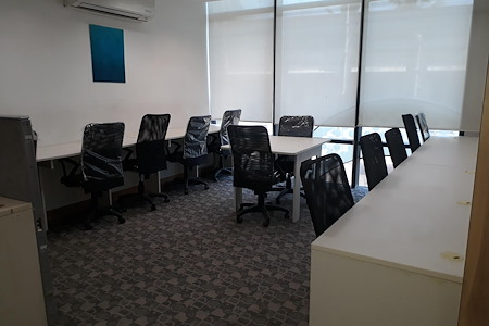 Sunrise Coworking - 12 Seater Team Office