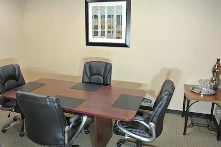 Orlando Office Center - Downtown Orlando - Meeting Room for Four
