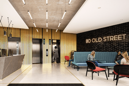 Knotel - 80 Old Street - Office Suite - E4