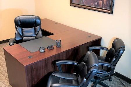 Orlando Office Center at Lake Mary - Suite 116 - Private 1 or 2 Desk Office
