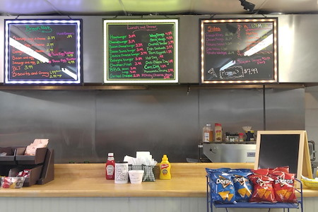 P & R Investing LLC dba Belsches Kwik Stop - Operating Convenience Store & Deli