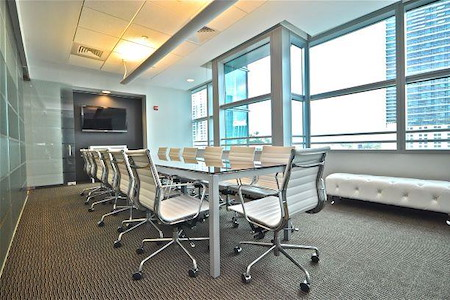 Quest Workspaces- 1395 Brickell - Boardroom 8th Floor