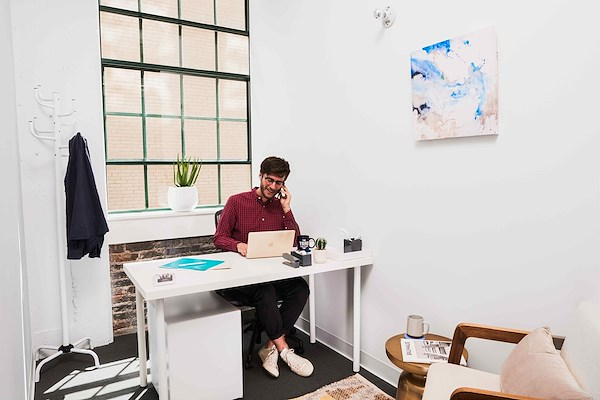The Yard: Center City - Private Office for 1 at The Yard