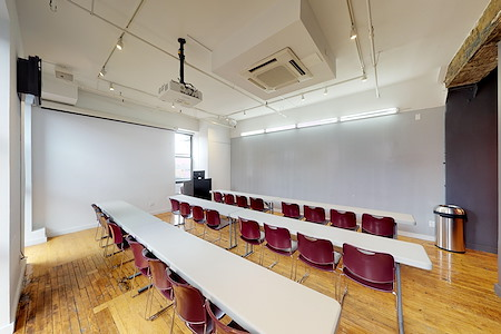 Morgan Fine Arts Building - 2-H Classroom/Meetings/Conference Room