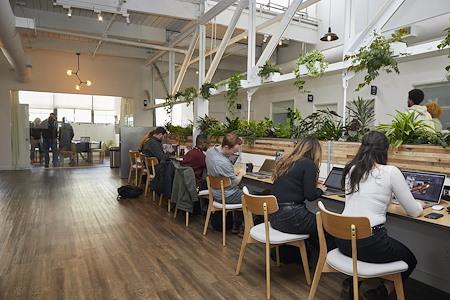 CIEL CREATIVE SPACE - Open Desk in Creative Coworking Space