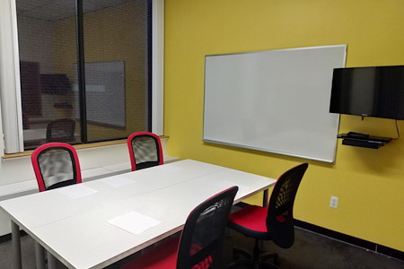 Harvard Square Office Space - Room for 4 - Monthly
