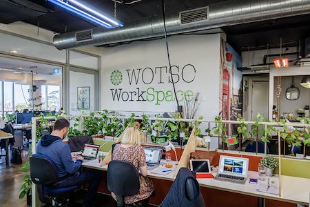 WOTSO Workspace Neutral Bay - Hot Desk