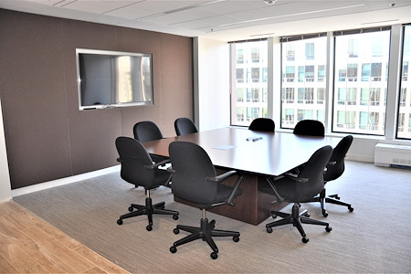 District Offices Farragut - Potomac Window Conference Room