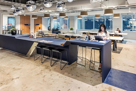 CENTRL Office | Downtown Dallas - Office 304