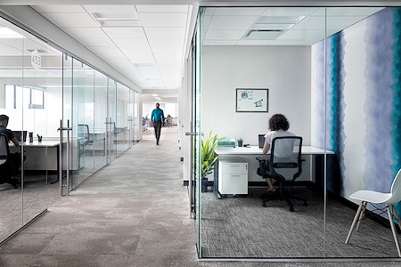 PrimeWork - 1 Person Office Suite