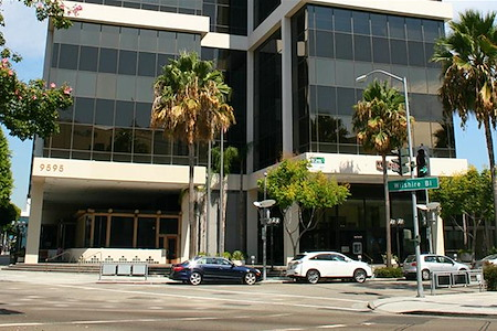(BH1) Beverly Hills Triangle 1 - Interior Office