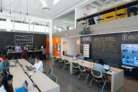 Workbar Cambridge - Team Suite