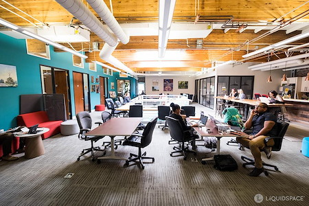 The Port @ 101 Broadway (Jack London Square) - Coworking Day Pass