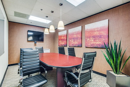 WORKSUITES | North Houston - Conference Room 2