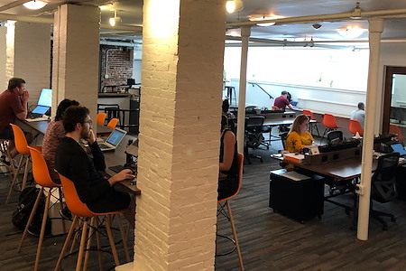 Wheelhouse Cowork - Flex Access