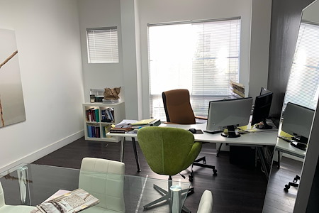 The Legal Domain - Private Office D