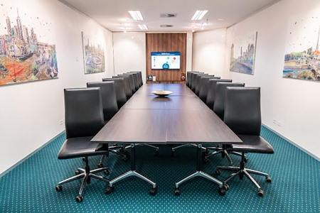 Servcorp 101 Collins Street - Level 18 - Conference Room | Seats 16-24