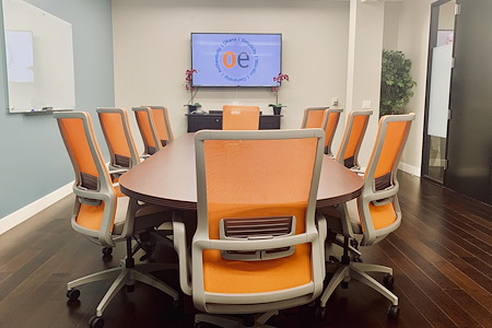 Office Evolution- Ontario - Large Conference Room