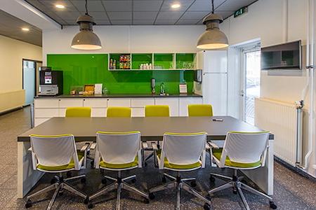 Regus | Amsterdam Amstel - Open Desk
