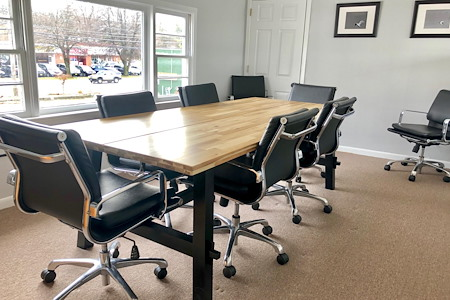 Colony Workplaces - Meeting Room 1