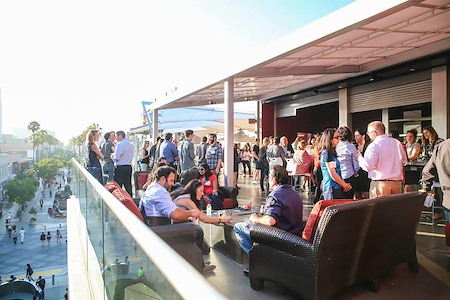 Santa Monica Rooftop - Santa Monica Roof Top