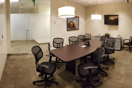 Peachtree Offices at 1100, LLC - Veranda Boardroom