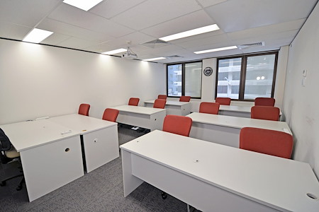 North Sydney Training Centre - Silver Room (windows with natural light)