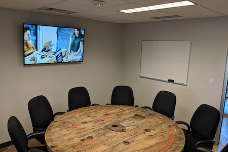 Vessel Coworking - Private Conference Room