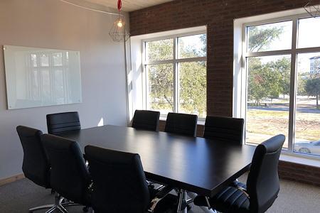 Work Webb Melbourne - Meeting Room 2