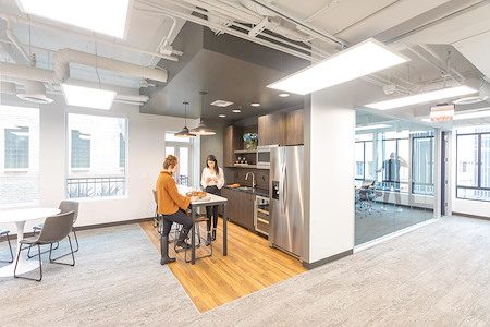 Novel Coworking - Heard Building - Office Suites at Novel Coworking