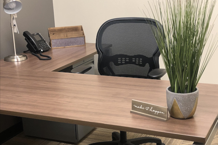 NorthPoint Executive Suites Alpharetta - Interior Office #15