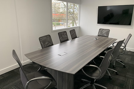 AuroraView Building - Meeting Room Day