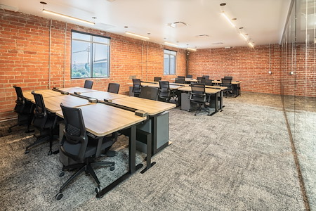 CommonGrounds Workspace | Salt Lake City - Office 202
