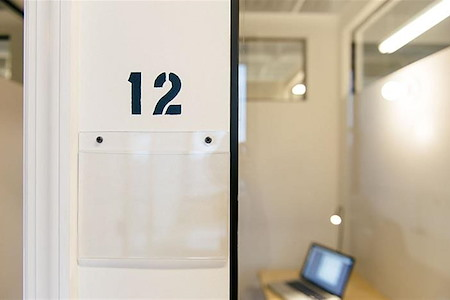 BrooklynWorks at 159 - Private Single Office