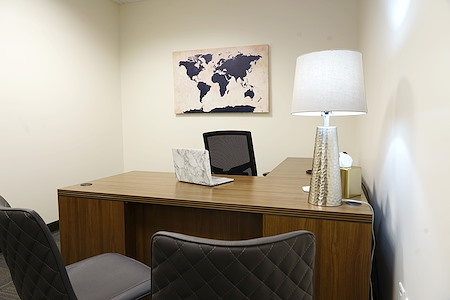 Executive Workspace @ Preston Center - Office Express