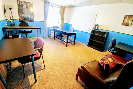 The Muse Rooms NOHO - Private Office for 2-4