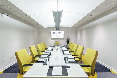 Kinzie Hotel - Sauganash Board Room
